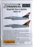 X48139  1/48 RAF 2014 Update decals (5)